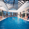 Alexander the Great Hotel Indoor Pool, click to enlarge this photograph