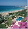 Alion Beach Hotel Swimming Pool and Golden Beach, click to enlarge this photograph