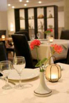 Spoil yourself with a nice meal in the AlkioNest Restaurant
