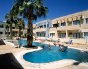 One of the Three Swimming Pools available at the Anthea Hotel Apts in Ayia Napa