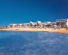 Crystal Clear Sea and Golden beach at the Athena Beach Hotel Paphos. Click to enlarge this photograph