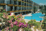 Avlida Hotel in Paphos. Click to enlarge photograph