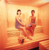 Relax in the Bella Napa Sauna, click to enlarge