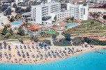 Capo Bay Hotel in Protaras, Fig Tree Bay.click to enlarge this photograph