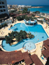 Capo Bay Swimming Pool in Protaras, Fig Tree Bay, click to enlarge