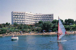 Crystal Springs Hotel in Paralimni Cyprus, click to enlarge this photograph