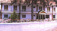 Edelweiss Hotel in Platres. Click to enlarge this photograph
