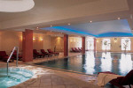 Elysium Beach Hotel Indoor Swimming Pool. Click to enlarge