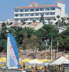 King Richard Hotel in Limassol, opposite the Beach