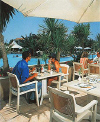 Le Meridien Hotel Limassol, Le Fleuri Restaurant, click to enlarge this photograph