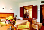 The Royal Superior Spa Room at the Le Meridien Limassol Spa and Resort Hotel