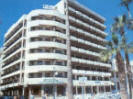 The Les Palmiers Hotel is a basic 2 star hotel well located on Larnaka Town Sea Front