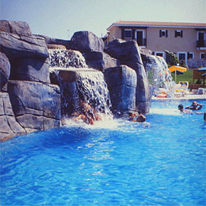 Narcissos hotel apartments pool image