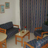 Nicki Holiday Resort Hotel Apartments Lounge Area. Click to enlarge photograph
