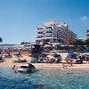 The Silver Sands Hotel in Protaras.