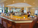 Enjoy your favourite cocktails at the Sunrise Beach Hotel Bar