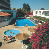 Vassos Nissi Beach Hotel swimming pool and children's pool,click on this photograph to see a larger view